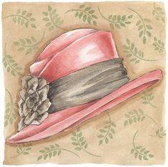 dibujos coloreados de sombreros - Imagenes y dibujos para imprimirTodo en imagenes y dibujos