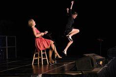 Leah Sprecher & Randi Kaye in Broadway Under The Stars in Jack London State Park - photo by Ryan Daffurn