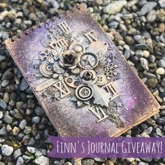 Finnabair: Haze and Shine Journal - will it be yours?