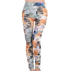 ECOSCO Woman Lady Elastic Waist Cute Cats Lovely Print Ankle Length Footless Pantyhose Skinny Leggings Pants One size by ECOSCO LEGGING, http://www.amazon.com/dp/B00CHMKA8G/ref=cm_sw_r_pi_dp_mRF0rb1DC7BN1