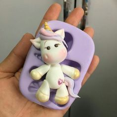 Unicornio Clay Jar, Clay Mugs, Valentine Crafts For Kids, Crafts For Kids To Make, Polymer Clay Animals, Polymer Clay Art, Best Thanksgiving Turkey Recipe, Unicorn Themed Birthday Party, Jumping Clay