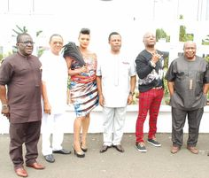 GOSSIP, GISTS, EVERYTHING UNLIMITED: PHOTOS: Charly Boy Meets With Governor Obiano At A...