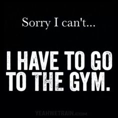 Priorities #workout