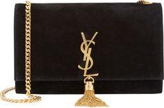 Saint Laurent Monogram Crossbody Bag at Barneys New York