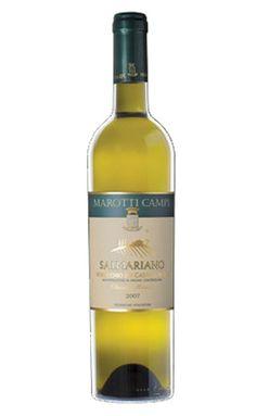"""Verdicchio dei Castelli di Jesi Doc Classico Riserva 2008 """"Salmariano""""Marotti Campi, Morro d'Alba"""
