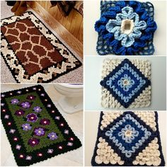 How to DIY Wiggly Crochet Rug | www.FabArtDIY.com LIKE Us on Facebook ==> https://www.facebook.com/FabArtDIY
