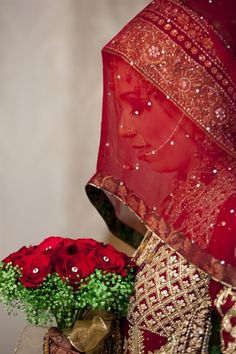 asian wedding hijab styles
