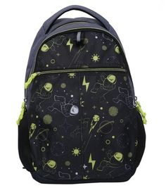 8cf2bfd3bbf8 This stylish Cat   Jack backpack in fun prints is perfect to organize and  carry all your child s school needs. Air mesh padded back and adjustable  and ...