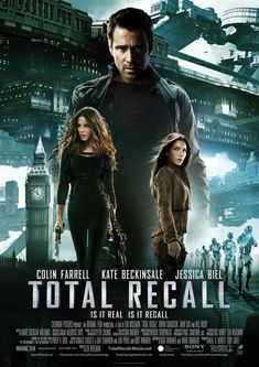 TOTAL RECALL - Excellent! #cinema #movie