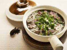 Nudelsuppe auf vietnamesische Art ist ein Rezept mit frischen Zutaten aus der Kategorie Suppen. Probieren Sie dieses und weitere Rezepte von EAT SMARTER!