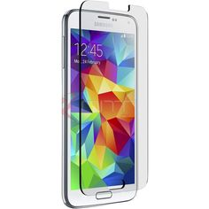 zNitro - Screen Protector for Samsung Galaxy S5 - Clear, IVB25725