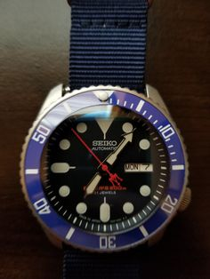 Seiko Diver Watch Modded in Jewelry & Watches, Watches, Parts & Accessories, Wristwatches Seiko Mod, Seiko Diver, Selection, Seiko Watches, Wristwatches, Omega Watch, Jewelry Watches, Accessories, Ebay