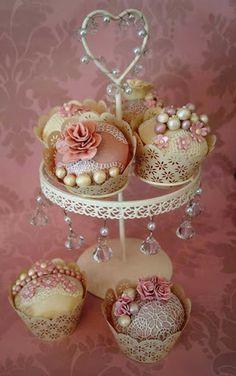 Quaint cupcakes
