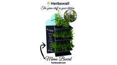 HerbsWall - Herbswall - BonyArt - Handmade Herb Wall, Herbs, Green, Plants, Handmade, Hand Made, Planets