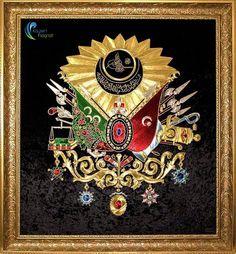 Osmanlı Devlet Arması | Kayseri Filografi – Fundagül DİLBAZ