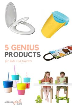 Genius products for kids you never realized existed!
