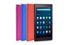 Amazon's new Fire HD 8 is its first tablet with Alexa Its September and that means its time for fresh Amazon tablet hardware only this year software is the real star of the show. The internet retailer has introduced a new version of the Fire HD 8 that represents its first tablet (or really mobile device) with Alexa voice control. You can use Amazons familiar assistant to play media launch apps deliver news and otherwise save you a load of screen taps. The feature will reach both the previous…