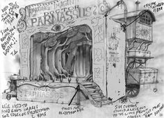 The Imaginarium of Dr Parnassus Dave Warren - Terry Gilliam Film