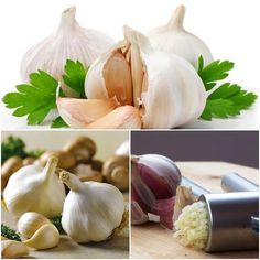 Miraculous garlic, start eating it right now