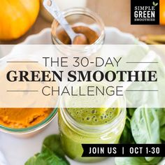 It's time to rev up that blender for 30 days of rawesomeness. Are you ready to jump on the green smoothie bandwagon with us?! This is our 8th live 30-Day Green Smoothie Challenge – can you believe it?! We're head over heels excited. We had tons of fun recipe testing in the kitchen and taking …