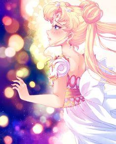 World of Eternal Sailor Moon: Photo Sailor Moon Girls, Sailor Moon Stars, Sailor Moon Usagi, Sailor Saturn, Cristal Sailor Moon, Sailor Moon Crystal, Neo Queen Serenity, Princess Serenity, Moon Princess