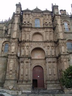 Juan de Álava. Portada Septentrional de la Catedral de Plasencia (Cáceres).