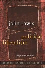 Political Liberalism by John Rawls - V 25 RAW