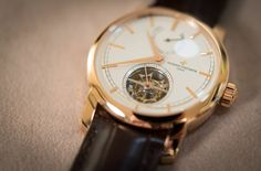 FOUND: The First Vacheron Constantin 14-Day Tourbillon Available In The United States — HODINKEE - Wristwatch News, Reviews, & Original Stories