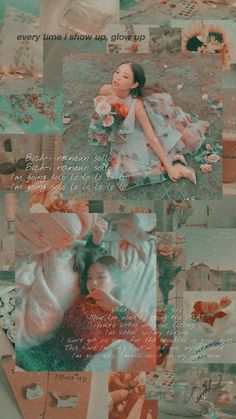 Discover the coolest Jennie / Blackpink wallpaper Ios 11 Wallpaper, Locked Wallpaper, Rose Wallpaper, Pastel Wallpaper, Black Wallpaper, Picture Icon, Blackpink Photos, Kpop Aesthetic, Aesthetic Collage