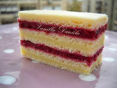 Croatian Recipes, Hungarian Recipes, Cake Recipes, Dessert Recipes, Kolaci I Torte, Cake Bars, Dessert Bread, Cake Cookies, Vanilla Cake