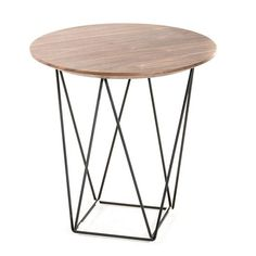 Watson Round End Table By Charleston Forge Made In USA