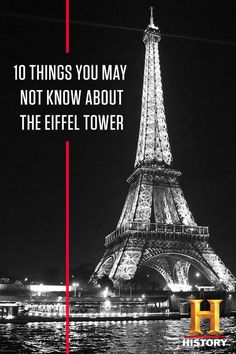 Read these historical facts before your next visit to Paris.