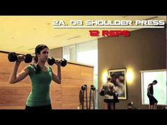 MY PHENOM FITNESS: LADIES MUSCULAR ENDURANCE WORKOUT!