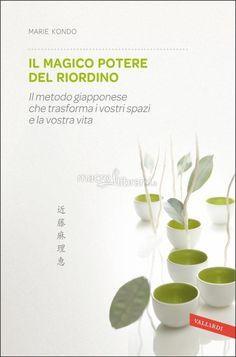 Il Magico Potere del Riordino  - Libro - Il metodo giapponese che trasforma i vostri spazi e la vostra vita - Marie Kondo - ★★★★★