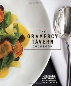 The Gramercy Tavern Cookbook by Michael Anthony http://www.amazon.com/dp/0307888339/ref=cm_sw_r_pi_dp_pgJcwb05CE62D