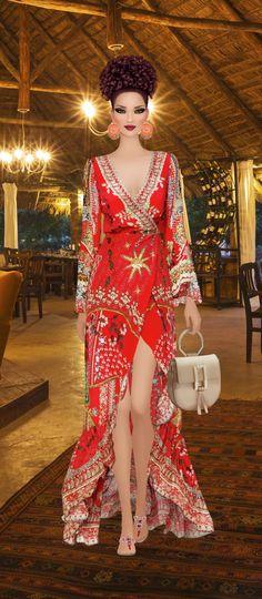 Cover Model, Sari, Fashion, Vestidos, Sketch, Saree, Moda, Fashion Styles, Fashion Illustrations