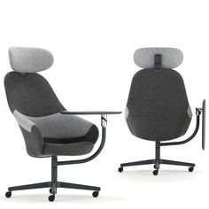 Ad-Lib Work Lounge Chair from PearsonLloyd.