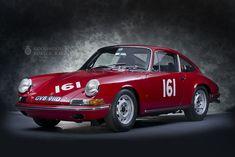 Goodwood Greats: Vic Elford's Porsche 911
