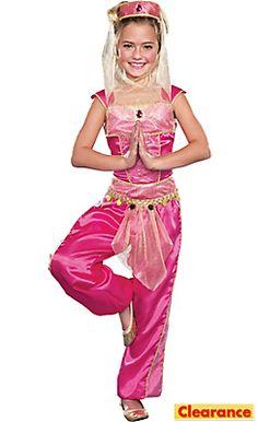 girls dream genie costume - Skelita Calaveras Halloween Costume
