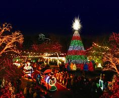 Silver Dollar City!!!!! So awesome at Christmas :)