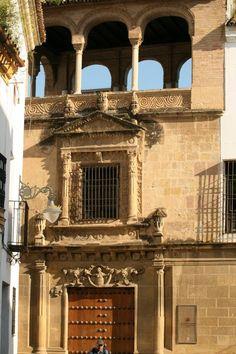Palacio Orive. Rincones de Andalucía: Córdoba / Places of Andalusia: Córdoba, by @JoseAYagoP