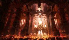 James_Paick_Concept_Art_Dragon_Light_Catherdral