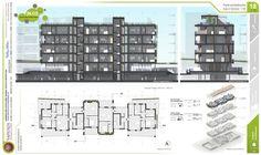 Progetto Architettonico Piano Quarto Tesi di Laurea in Architettura di Alessio Pea