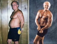Dr. Jeffrey Life. At age 60, he decided it wasn't too late to get into shape and, about a year later, he was Body For Life Grand Champion of 1998. He now directs Life Center for Healthy Aging, a Cenegenics affiliate practice, located in Las Vegas, Nevada. See more from Dr. Life: http://www.drlife.com/about/body-for-life/