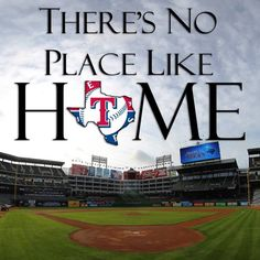 Texas Rangers. Ballpark