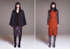 Марсала, коричневый и апельсиновый - цвета этой осени  - http://fashiontweaks.ru/