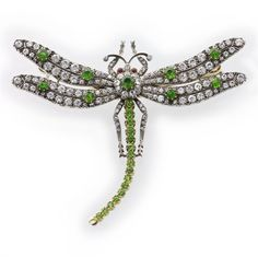 7. dragonfly brooch