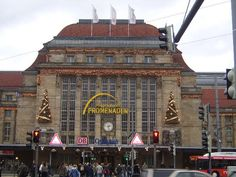 Promenaden in Leipzig, Germany