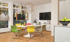 Gärtner Internationale Möbel #Akelius #Vitra #AluChair #Knoll Int. #Saarinen Table #USM