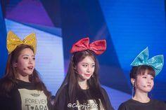 "45 Likes, 1 Comments - @yolanda31938 on Instagram: ""170513 #T_ARA 👑 Eunjung,Jiyeon and Boram 💕  Taipei Concert  #티아라 #은정 #지연 #효민 #소연 #큐리 #보람…"""